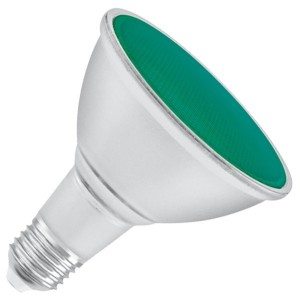 Лампа светодиодная Osram LED PARATHOM PAR38 100 13W GREEN 30° 230V E27 300Lm 25000h