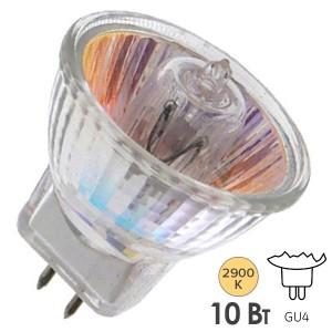 Лампа галогенная Foton MR11 HRS35 10W 220V GU4