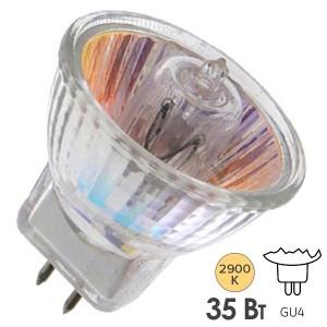 Лампа галогенная Foton MR11 HRS35 35W 220V GU4
