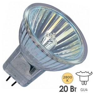Лампа галогенная Osram 44890 WFL DECOSTAR 35 Standard 20W 36° 12V GU4