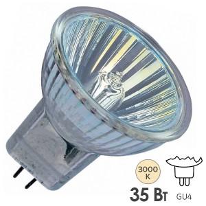 Лампа галогенная Osram 44892 WFL DECOSTAR 35 Standard 35W 36° 12V GU4