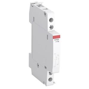 Вспомогательный контакт EH04-20N боковой для ESB..N и EN..N 6А 2НО 0,5 модуля