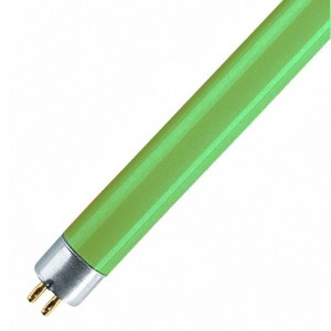 Люминесцентная лампа T4 Foton LТ4 16W GREEN G5 зеленый