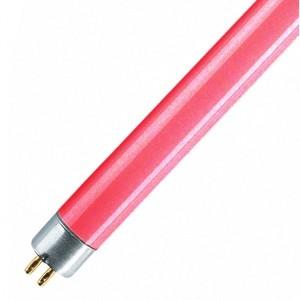 Люминесцентная лампа T4 Foton 8W RED G5 красный