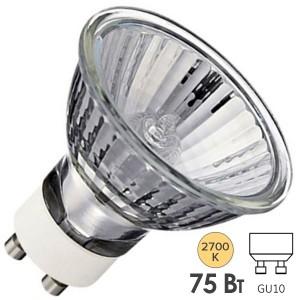 Лампа галогенная Foton HP51 75W 220V GU10