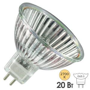 Лампа галогенная MR16 Foton HRS51 20W 220V GU5.3 JCDR