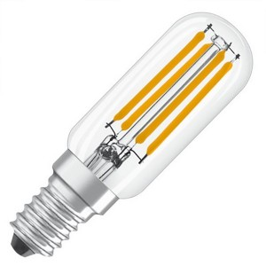 Лампа светодиодная для холодильника Osram PT2625 2,8W/827 230V CL E14 250lm 15000h Filament
