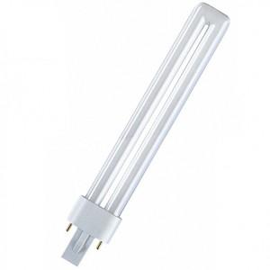 Лампа Osram Dulux S 11W/21-840 G23 холодно-белая