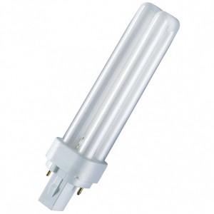 Лампа Osram Dulux D 13W/21-840 G24d-1 холодно-белая