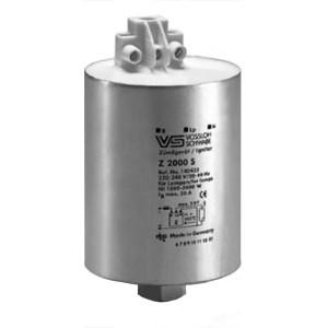ИЗУ для МГЛ и натриевых ламп Vossloh-Schwabe Z 2000S 220-240V 20A 4-5kV d65x104