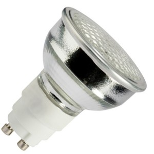 Лампа металлогалогенная GE CMH MR16 20W/830 GX10 WFL 40° 1500cd  d51x54.5mm Tungsram (МГЛ)