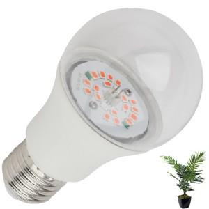 Светодиодная лампа для рассады ЭРА FITO-12W-RB-E27-K 12W 1310K 220V E27 RB d60х110mm 786113