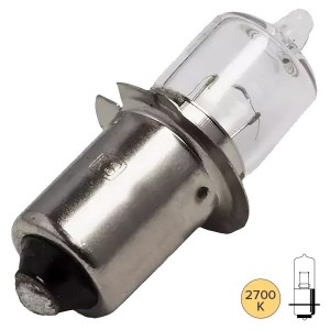 Лампа NARVA HPR 50 5.2V 0.85A Px13.5s d9,3x3mm для фонаря