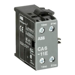 Дополнительный контакт АВВ CA6-11E боковой для миниконтакторов В6, В7