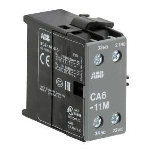 Дополнительный контакт АВВ CA6-11M боковой для миниконтакторов В6, В7