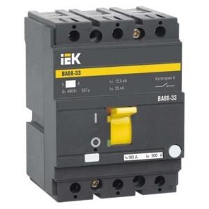 Автоматический выключатель ВА88-33  3Р  100А  35кА  ИЭК (автомат)