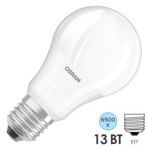 Лампа светодиодная Osram LED CLAS A FR 150 13W/865 240° 15000h 220V E27 d60x120mm холодный свет