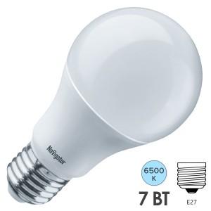 Лампа Navigator 61 236 NLL-A60-7-230-6.5K-E27