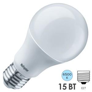 Лампа Navigator 61 239 NLL-A60-15-230-6.5K-E27