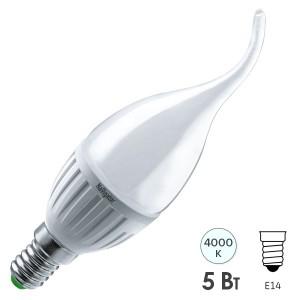 Лампа Navigator 61 026 NLL-P-FC37-5-230-4K-E14-FR