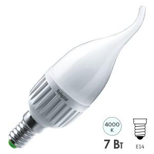 Лампа Navigator 61 027 NLL-FC37-7-230-4K-E14-FR