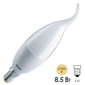 Лампа Navigator 61 330 NLL-FC37-8.5-230-2.7K-E14-FR