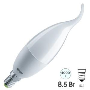 Лампа Navigator 61 331 NLL-FC37-8.5-230-4K-E14-FR