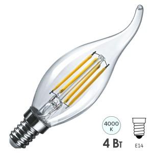 Лампа Navigator 61 341 NLL-F-FC35-4-230-4K-E14