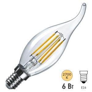 Лампа Navigator 61 355 NLL-F-FC35-6-230-2.7K-E14