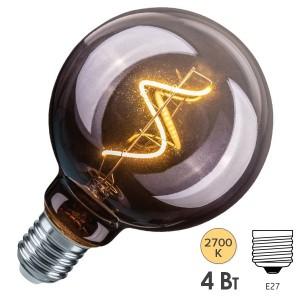 Лампа Navigator 14 498 NLL-F-G95-4-230-2.7K-E27-LSBT