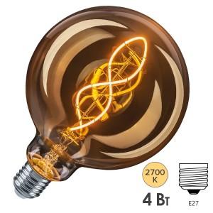 Лампа Navigator 14 500 NLL-F-G125-4-230-2.7K-E27