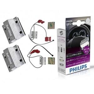 Блокиратор ошибок обманка 12956X2 Canceller LED 12V 5W CEA (к.уп.2шт.) CANbus PHILIPS
