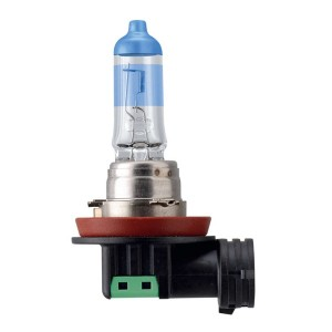 Лампа 12360WHVB1 H8 12V 35W PGJ19-1 3700К (блистер 1шт.) WhiteVision PHILIPS