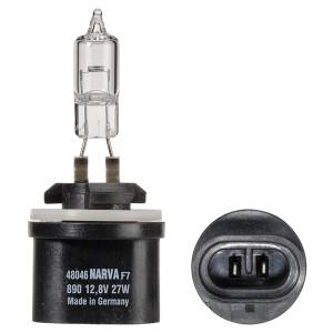 Лампа 48046 890 12,8V-27W (PG13) NARVA