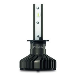 Лампа светодиодная 11258U90CWX2 H1 12/24V-LED P14,5s 5800K 18W (уп.2шт.) Ultinon Pro9000 HL PHILIPS