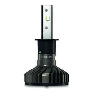 Лампа светодиодная 11336U90CWX2 H3 12/24V-LED PK22s 5800K 18W (уп.2 шт.) Ultinon Pro9000 HL PHILIPS