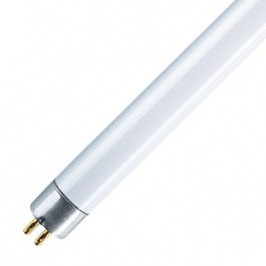 Лампа люминесцентная T5 GE F6W/33-640 G5 d16x225mm