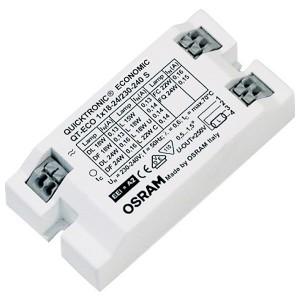 ЭПРА Osram QT-ECO 1x18-21 S для компактных люминесцентных ламп ЛЛ Т5 21W, КЛЛ 1x18W, 80x40x22mm