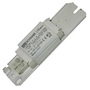 Дроссель Schwabe Hellas L18.801H 0.34A для люминесцентных ламп 18W