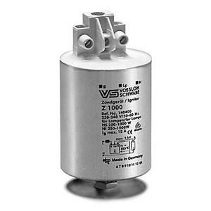 ИЗУ Vossloh Schwabe Z 1000 S 250-1000W 220-240V 4,0-5,0kV 12A для металлогалогенных и натриевых ламп