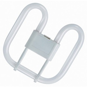 Лампа Osram CFL Square 28W/827 2-Pin GR8 теплая