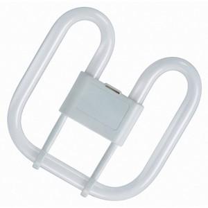 Лампа Osram CFL Square 16W/827 4-Pin GR10q теплая