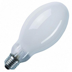 Лампа натриевая Osram NAV-E 100W SUPER 4Y E40