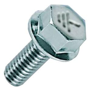 Винт для электрического соединения М5х8 оцинкованный DKC