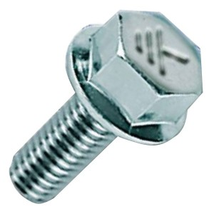 Винт для электрического соединения М6х8 оцинкованный DKC