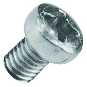 Винт с полуцилиндрической головкой М6х10 оцинкованный DKC