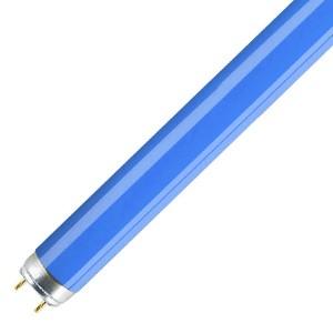 Люминесцентная лампа T8 Osram L 18 W/67 G13, 590 mm, синяя
