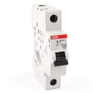 Автоматический выключатель ABB 1-полюсный SH201L C16 (автомат)