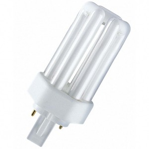 Лампа Osram Dulux T Plus 13W/31-830 GX24d-1 тепло-белая