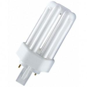 Лампа Osram Dulux T Plus 18W/41-827 GX24d-2 теплая